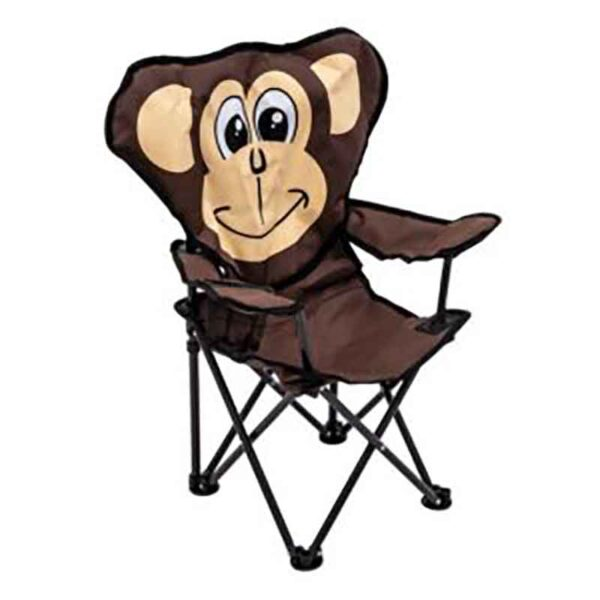 Quest Childrens Monkey Fun Folding Chair