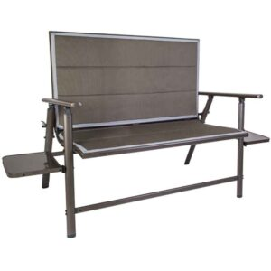 Quest Naples Pro Bench with Side Tables