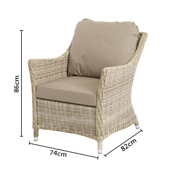 Bramblecrest Ascot Sofa Armchair