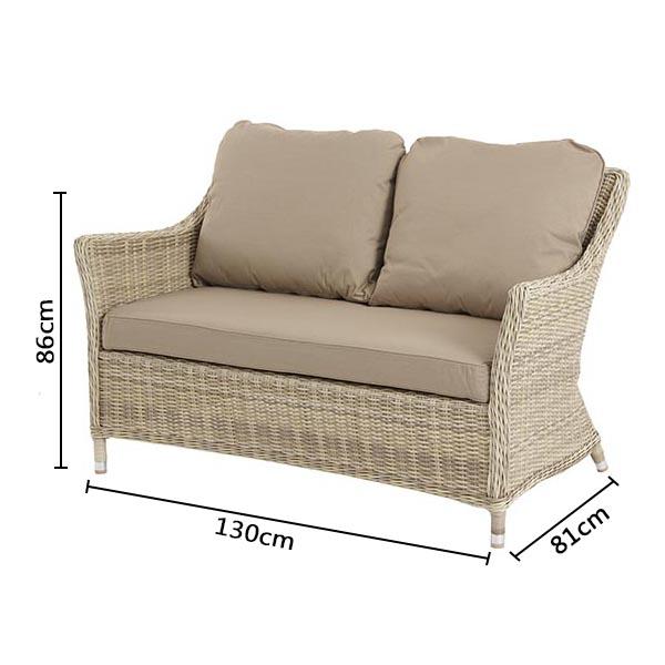 Bramblecrest Ascot 2 Seater Sofa