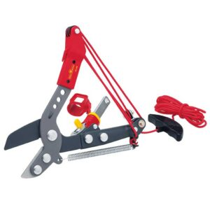 Wolf Garten multi-change Adjustable Anvil Tree Lopper