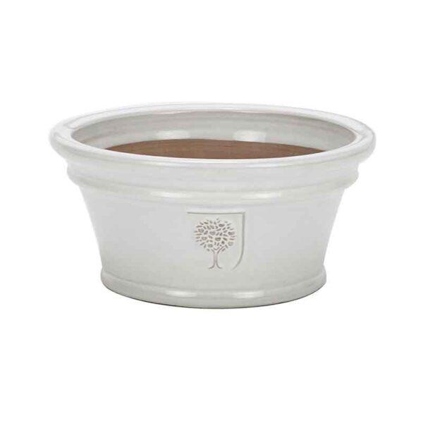 RHS Classic White Bowl