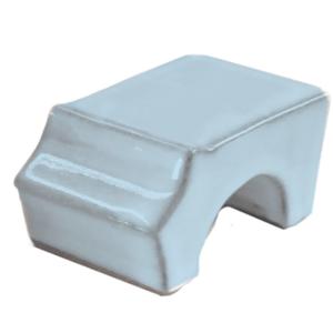 RHS Sky Blue Pot Feet (Pack of 3)