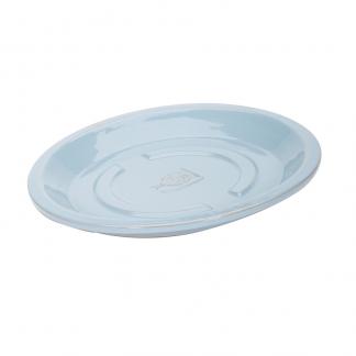 RHS Classic Sky Blue Round Saucer