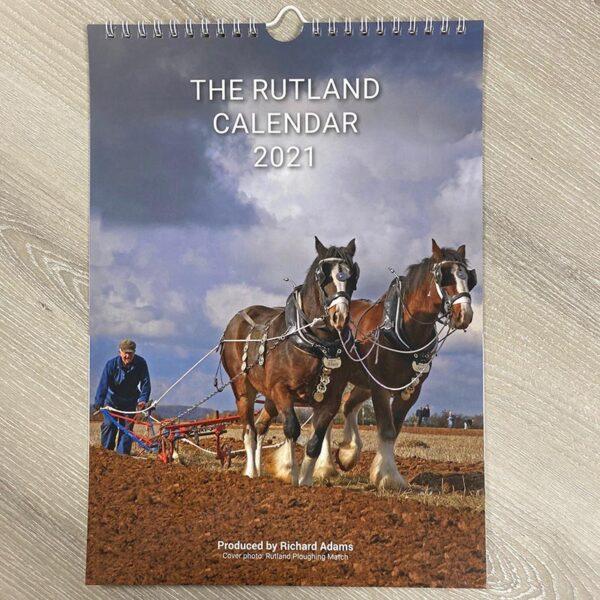Richard Adams Rutalnd Calendar 2021
