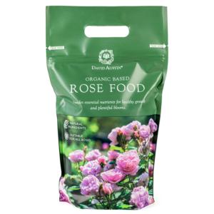 David Austin® Rose Food (Images courtesy of David Austin Roses)