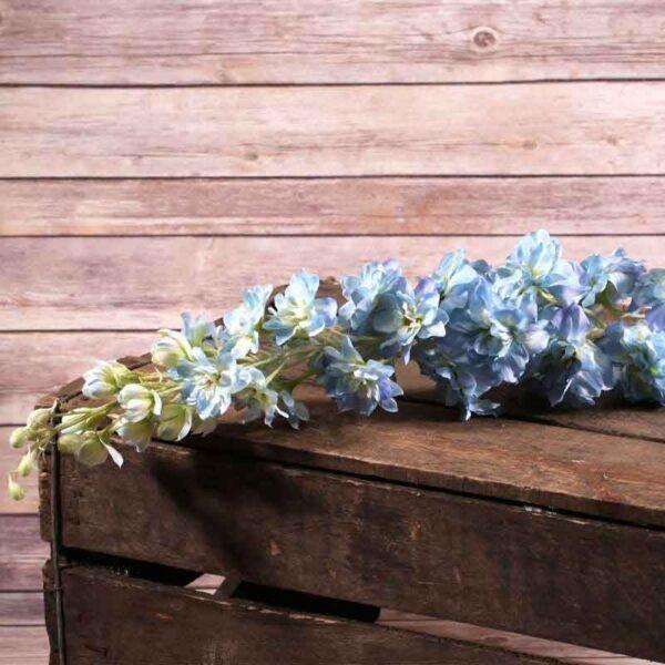Blue Delphinium Stem (102cm)