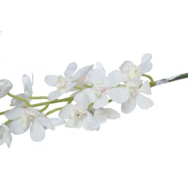 Bridal Ivory Dainty Orchid Stem (78cm)