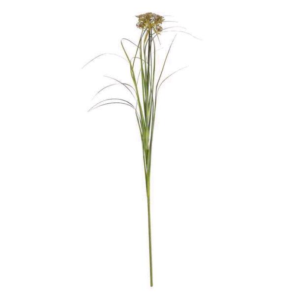 Flowering Grass Spray Stem (122cm)