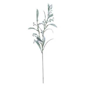 Light Green Mimosa Spray Stem (81cm)