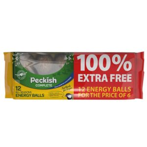 Peckish Complete Energy Balls