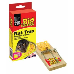 The Big Cheese Rat Trap Traditional Style