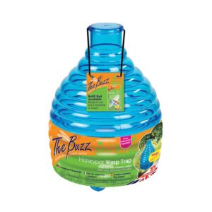 The Buzz Honeypot Wasp Trap with Bait