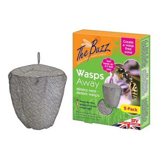 The Buzz Wasps Away