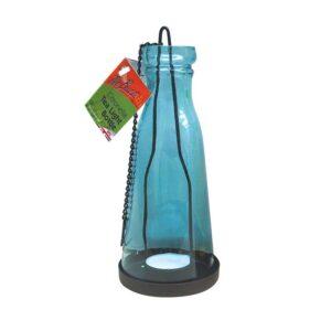 The Buzz Citronella Tea Light Bottle