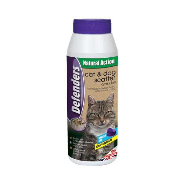 Defenders Cat & Dog Scatter Granules