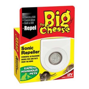 The Big Cheese Sonic Repeller