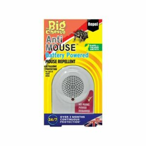 The Big Cheese Anti Mouse, Mouse Repellent