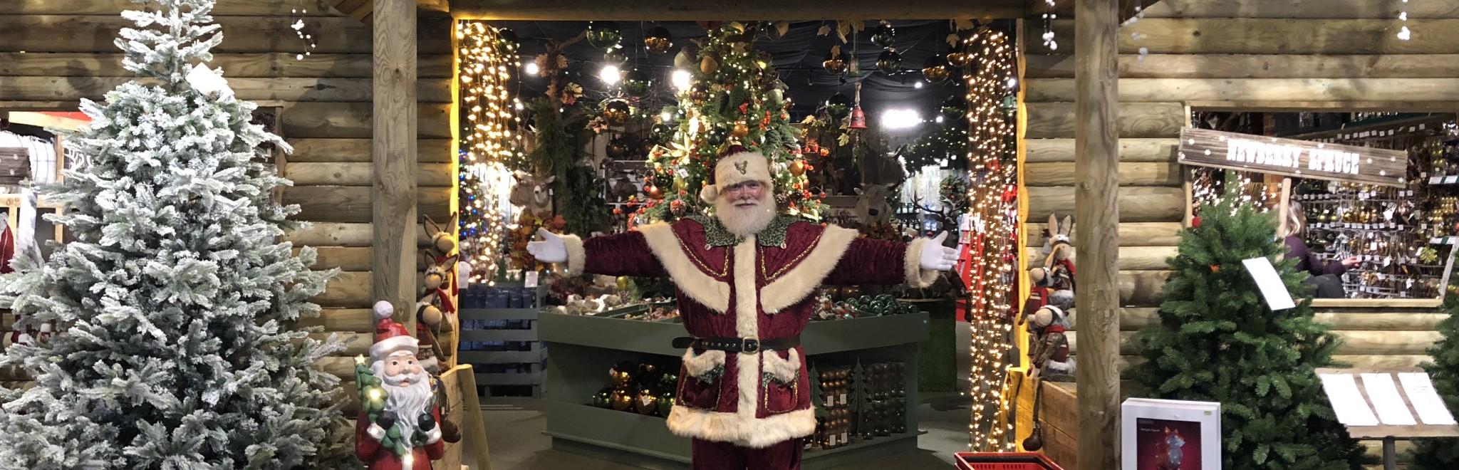 Christmas begins at Gates…