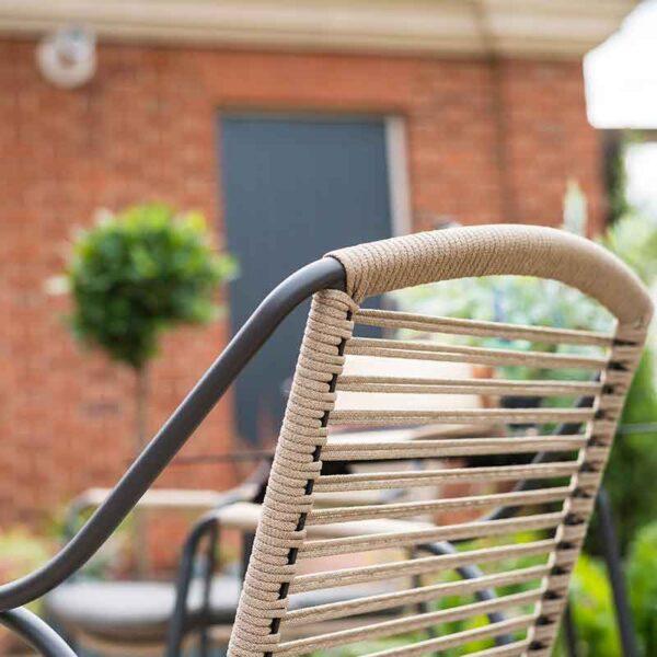 Scandic Bistro Chair detail