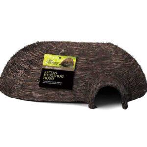 Rattan Hedgehog House