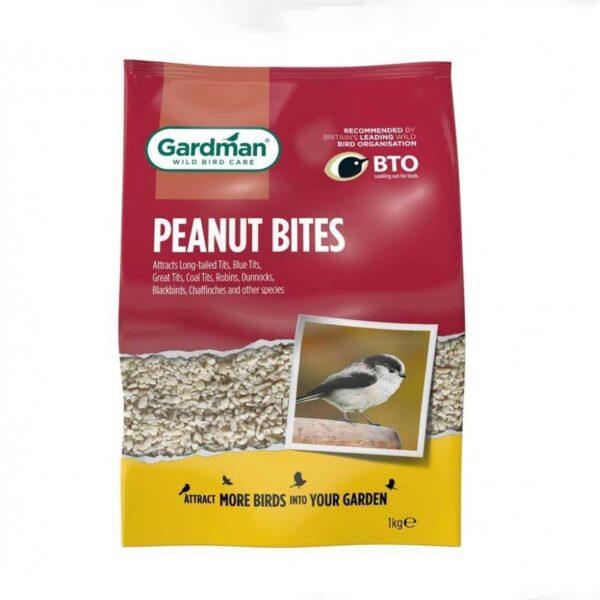 Gardman Peanut Bites 1kg