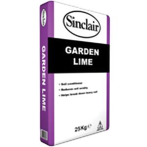 Sinclair Professional Garden Lime 25kg
