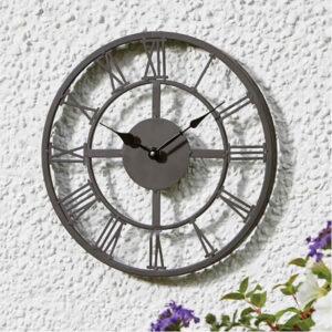 Smart Garden Outside In Arundel Wall Clock Lifestyle