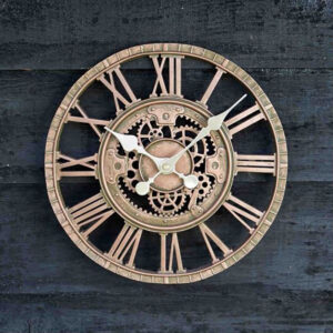 Smart Garden Outside In Newby Mechanical Wall Clock Lifestyle