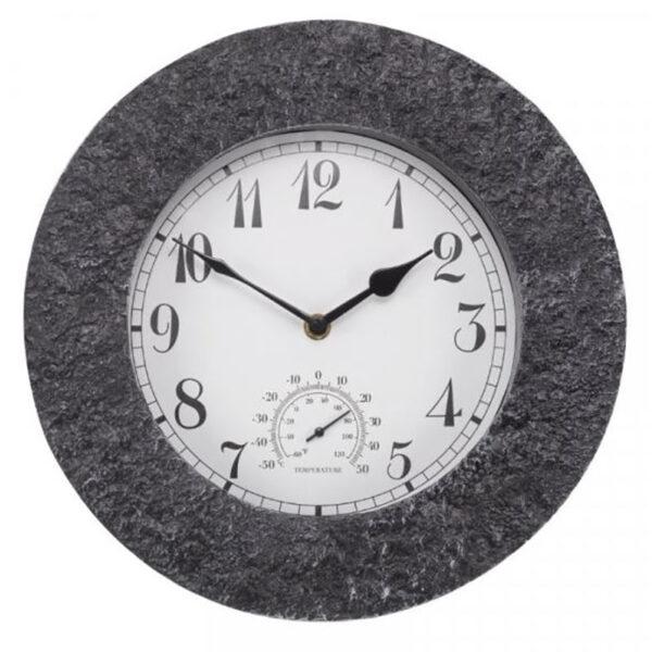 Smart Garden Outside In Stonegate Granite Wall Clock Product