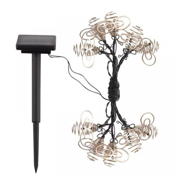 Smart Solar 10 LED Bee String Lights Product 2