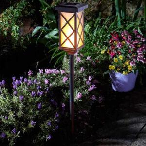 Smart Solar Arezzo Flamming Torch Lifestyle