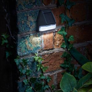 Smart Solar Fence Wall & Post 3L Light