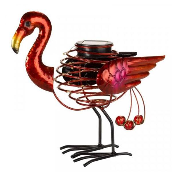 Smart Solar Flamingo Spiralight Decoration Product