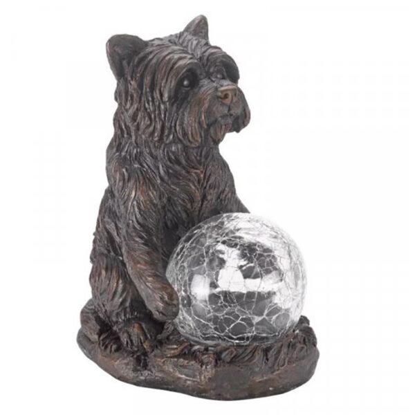 Smart Solar Mystic Dog Garden Ornament product