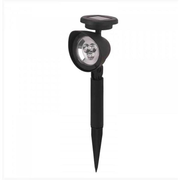 Smart Solar Prima garden Spotlight 3L 4 PK Light