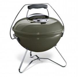 1126704A14 2014 Weber Smokey Joe Premium Charcoal Grill Smoke EU Product Facing Right