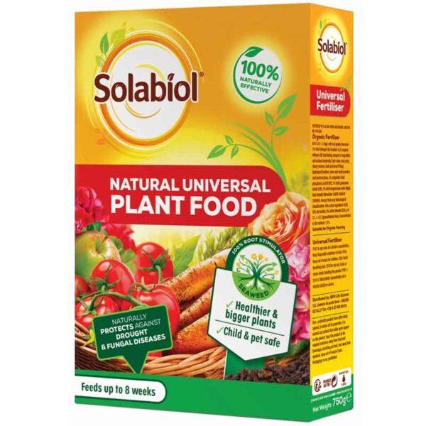Solabiol Natural Universal Plant Food (800g)