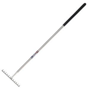 Spear & Jackson Neverbend Carbon Soil Rake