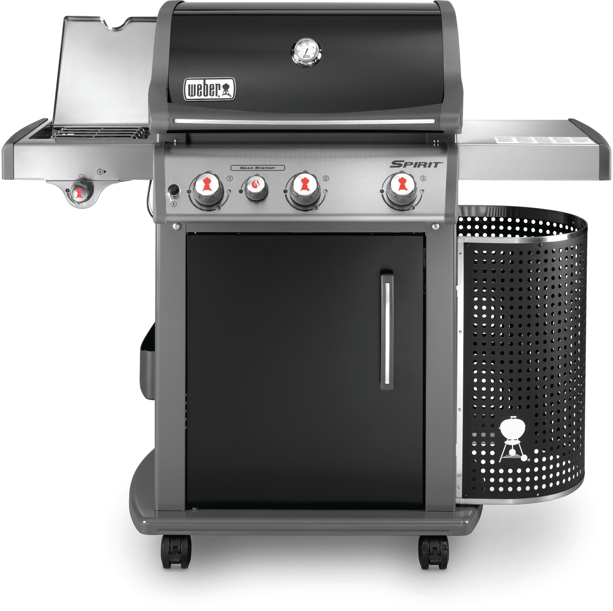weber spirit grill cover flagrant rotisserie bundle in clifton nurseries performance weber. Black Bedroom Furniture Sets. Home Design Ideas
