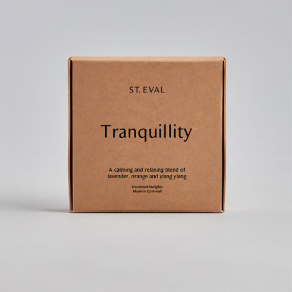 St Eval Tranquillity Scented tealights