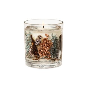 Stoneglow Juniper Berry & Cedar Fragranced Tumbler Candle (1 wick)