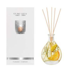 Stoneglow Natures Gift Neroli Blossom & Citron Reed Diffuser & Box
