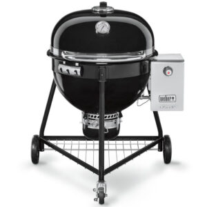 Weber Summit Charcoal Grill Barbecue 61cm (Black)