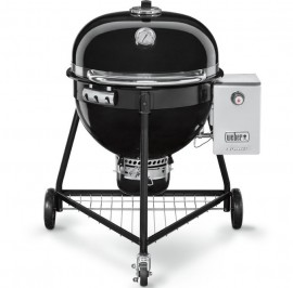 Summit Charcoal Barbecue - Front-800x800 SQ