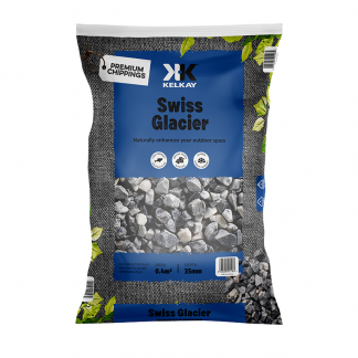 Kelkay Chippings - Swiss Glacier (Large Pack)