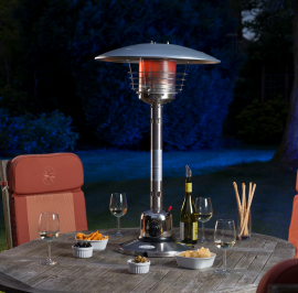 Table Top Patio Heater - Sirocco