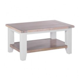 Tayland P102 - Rectangular Oak Coffee Table