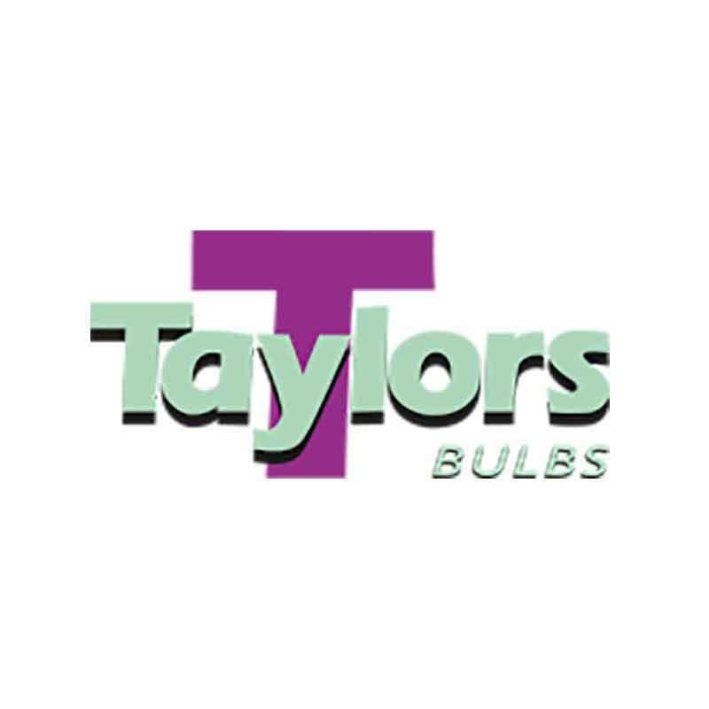 Taylors Bulbs Logo