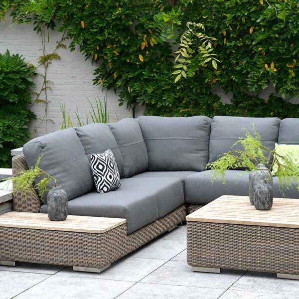 4 Seasons Outdoor – Kingston Corner Lounge Set